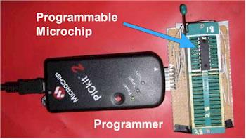 Microchip programmer